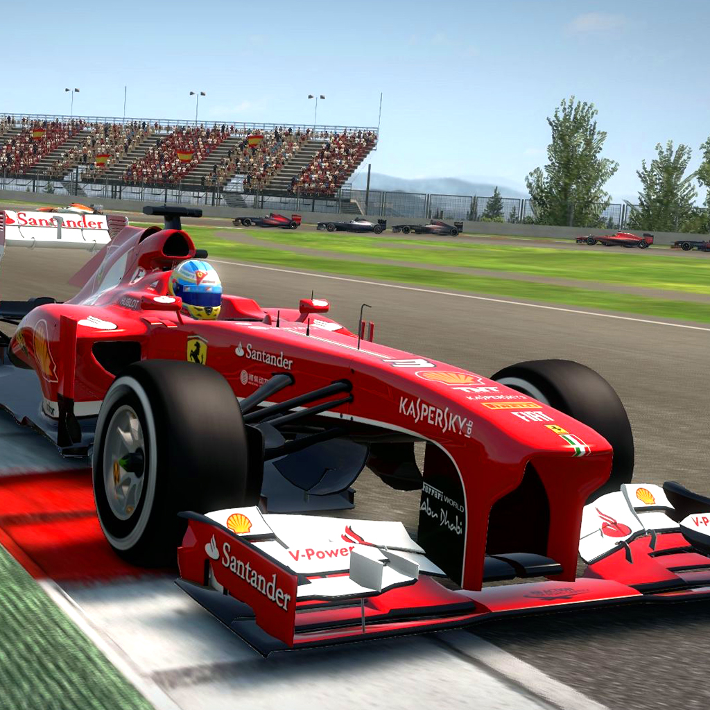 Formula Rush Race